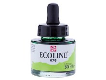 ECOLINE 30ML GRASS GREEN 676