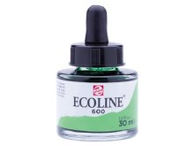 ECOLINE 30ML GREEN 600