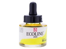 ECOLINE 30ML LEMON YELLOW 205