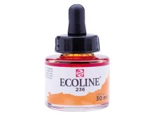 ECOLINE 30ML LIGHT ORANGE 236