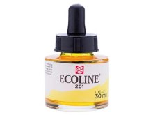 ECOLINE 30ML LIGHT YELLOW 201