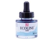 ECOLINE 30ML PASTEL BLUE 580
