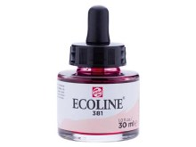 ECOLINE 30ML PASTEL RED 381