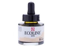 ECOLINE 30ML PINK BIEGE 374