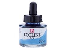 ECOLINE 30ML SKY BLUE CYAN 578