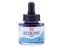 ECOLINE 30ML SKY BLUE LT 551