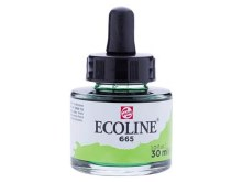 ECOLINE 30ML SPRING GREEN 665