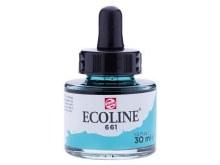 ECOLINE 30ML TURQUOI GREEN 661
