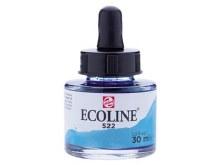 ECOLINE 30ML TURQUOISE BLU 522