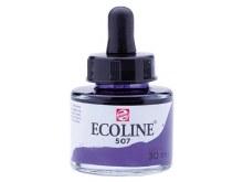 ECOLINE 30ML ULTRAMRINE VIOLET 507