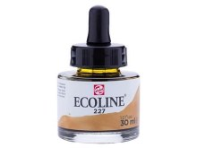 ECOLINE 30ML YELLOW OCHRE 227