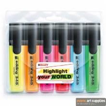 Edding 345 Highlighter 6s*