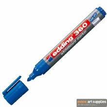 Edding 360 Board Marker Blue