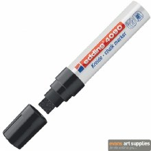 Edding 4090 Chalk Marker Black