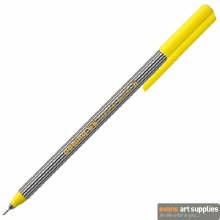Edding 55 Fineliner Yellow*