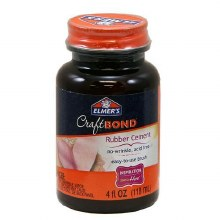 Elmers Craft Bond Rubber Cement 118ml