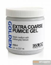 Extra Coarse Pumice Gel 236ml