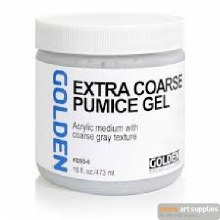 Extra Coarse Pumice Gel 473ml