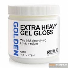 Extra Heavy Gel (Gloss) 473ml