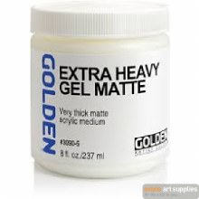Extra Heavy Gel (Matte) 236ml
