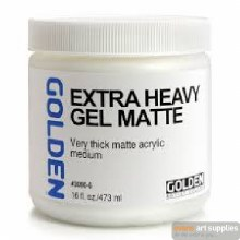Extra Heavy Gel (Matte) 473ml