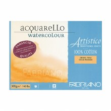 NEW Fabriano Artistico Block - 35.5x51cm - Cold Pressed / NOT