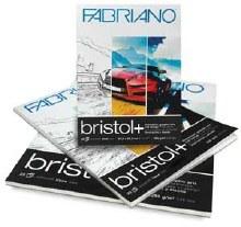 Fab Bristol Board Pad A4