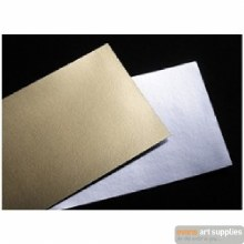 Fabriano Metallic Card Silver 235gsm (Min 3 Sheets)
