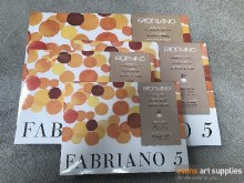 "Fabriano No.5 W/C Pad 12x16"""
