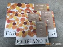 "Fabriano No.5 W/C Pad 9x12"""