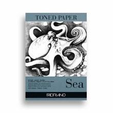 Fabriano Toned Paper Aqua A4