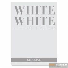 Fabriano White White 24x32cm