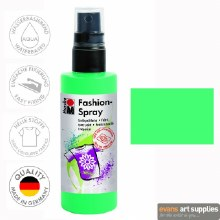 Marabu 100ml Fashion Spray Apple Green 158