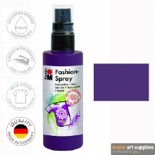 Marabu 100ml Fashion Spray Aubergine 039