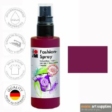 Marabu 100ml Fashion Spray Bordeaux 034