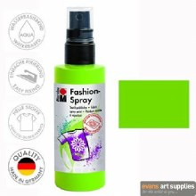 Marabu 100ml Fashion Spray Green 061