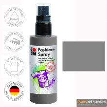 Marabu 100ml Fashion Spray Grey 078
