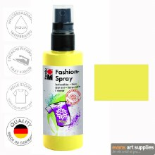Marabu 100ml Fashion Spray Lemon 020