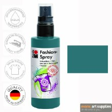 Marabu 100ml Fashion Spray Petrol Blue 092