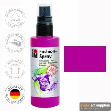 Marabu 100ml Fashion Spray Raspberry 005