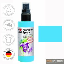 Marabu 100ml Fashion Spray Sky Blue 141