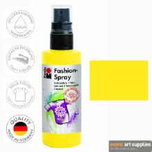 Marabu 100ml Fashion Spray Sunshine Yellow 220