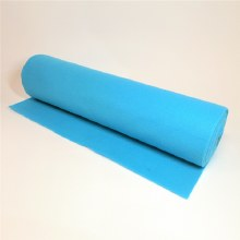 Felt Roll 45cmx5m  Light Blue