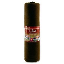 Felt Roll 45cmx5m Brown