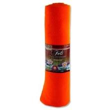 Felt Roll 45cmx5m Orange