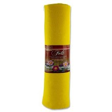 Felt Roll 45cmx5m Yellow