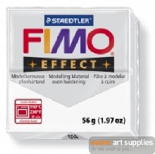 FIMO EFFECT 56G Transp White