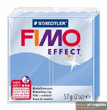 FIMO EFFECT 56G Agate Blue