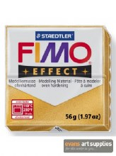 FIMO EFFECT 56G Metalic Gold