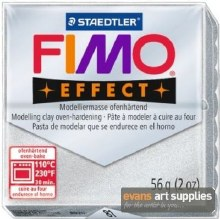 FIMO EFFECT 56G Metalic Silver